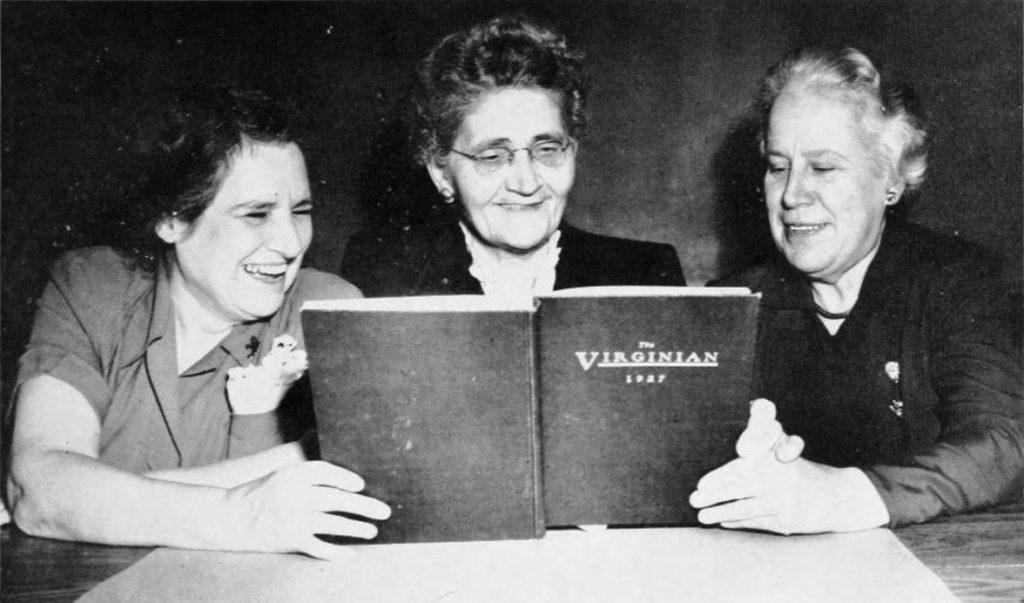 orginial w-l faculty in 1950