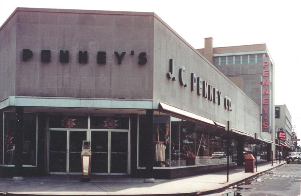 Clarendon Pennys in 1958