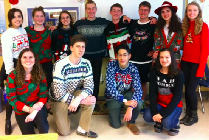 Happy Holidays from our IB Spanish Students