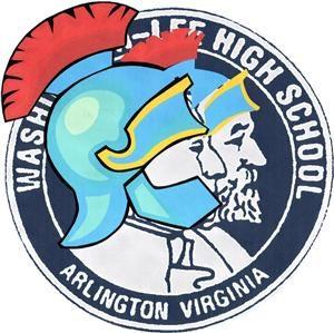 Washington Lee Helmet
