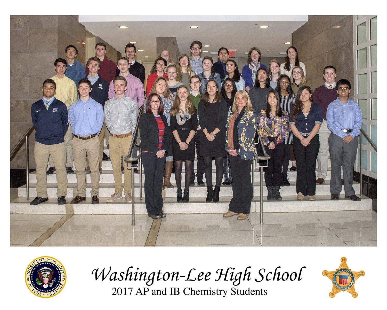 Students Tour U.S. Secret Services Headquarters