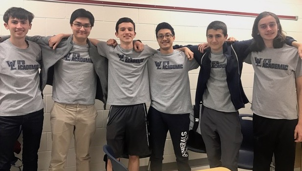 Students Show Strong Effort at National History Bowl