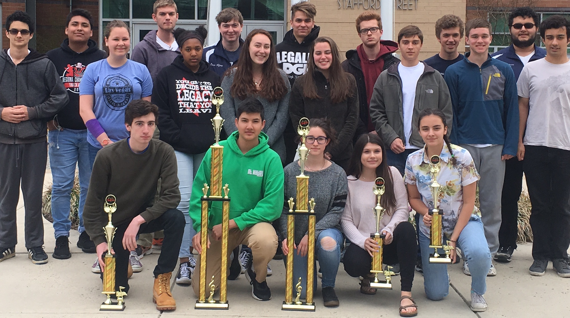 Music Dept. Has Superior Showing at Myrtle Beach Music Competition
