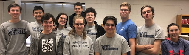 It's Academic Team Off To A Hot Start In 2019