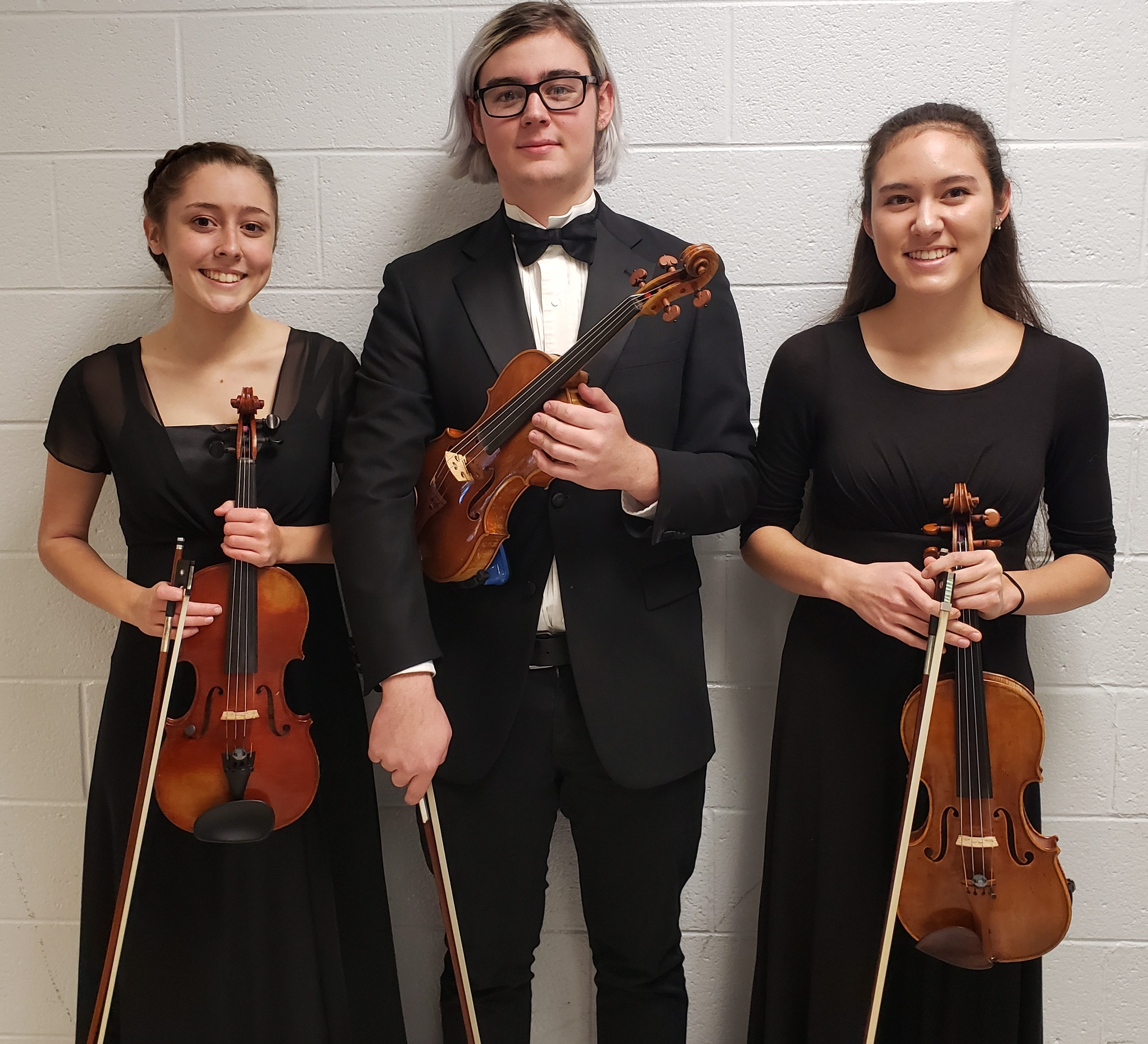 Senior Regional Orchestra Students Aiming for States